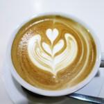 CAFE STRADA - カフェラテ