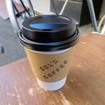 ソルズコーヒー - カフェラテ