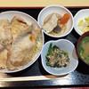 ピポタマス - 料理写真:豚丼定食(小鉢3品・みそ汁付) 780円