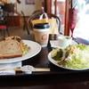 椿カフェ - 料理写真:サンドイッチのセットです756円