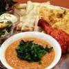 ロティボティ - 料理写真:Season Special Lunch 3/1 ~ 3/31 グリーンサラダ・タンドリーチキン・菜の花のキーマカレー・ターメリックライス・マサラクルチャ・デザート 1,250