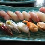 鮨和 - 地魚寿司
