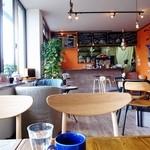 ピーズカフェ - 店内