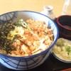 そば処おい川 - 料理写真:冷やしたぬき(大)
