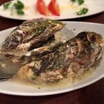 35535683 - 牡蠣の白ワイン蒸し