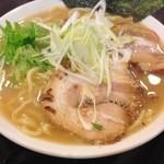 手打ち麺処 暁天 - しおラー麺(800円)