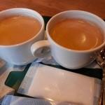 35537042 - ドリンクコーヒー