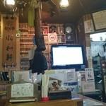 昭和軒 - お店奥一角の落ち着くテーブル席