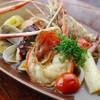 ANDO吉祥 - 料理写真:手長海老と魚介のアクアパッツァ
