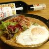湯島ワンズラクレット - 料理写真:
