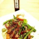 toko - 料理写真:国産黒毛和牛のステーキ