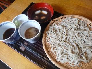 そば処 古楽 - 古楽ざんまい ¥1,000