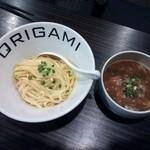 オリガミ - つけ麺
