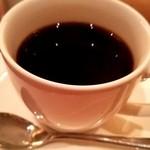 カフェ バニヤン - ブレンドコーヒー