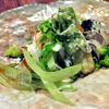 はしもと屋 - 料理写真:夕食(魚介類と山菜の盛り合わせ)