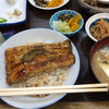 源八 - 料理写真:シメのうな丼!