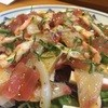 鮨割烹ちはら - 料理写真:お任せ海鮮サラダ