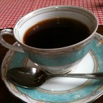 cafe KO-BA - 珈琲はノリタケのカップで