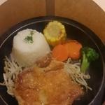 イクスピアリ・キッチン ロッキーズ - ジューシーチキンステーキ・160g