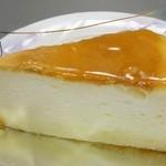 タカヤナギ - チーズケーキ270円