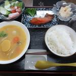 箸折茶屋 - 日替り定食 500円