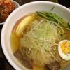 ブルスタ オラムー - 料理写真:盛岡冷麺~キムチ別添えで