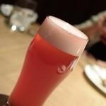 ガーデンレストラン オールデイ ダイニング - オレンジビタービール
