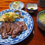 萃萃 - タン焼き定食