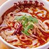 刀削麺荘 唐家 - 料理写真:シビれる辛さの『麻辣刀削麺』