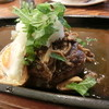 多津味 - 料理写真:ハンバーグステーキ 和風ソース 2015.3