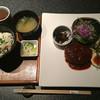 ダイニング マツイ - 料理写真:ハンバーグ御膳 ¥1000[税込み]