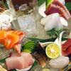 すなおや - 料理写真:天然魚10種造り盛  1280円