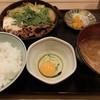 関西割烹 市むら - 料理写真:すき焼き定食(1,000円)