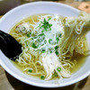 あさま - 料理写真:鶏ガラだし塩