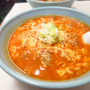 亀鶴 - 料理写真:タンタンメン700円