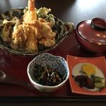 go-en - 天丼定食
