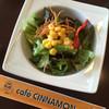 シナモン - 料理写真:サラダ