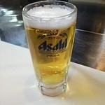 チンギス - ドリンク写真:生ビール