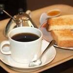 珈琲店麦屋 - 料理写真:麦屋オリジナル炭焼きコーヒー(トースト付き)