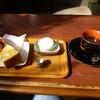 楓 - 料理写真:ブレンドコーヒーとモーニングサービス