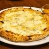 ピッツェリア ダ タサキ - 料理写真:クアトロ フォルマッジオ(1,500円)