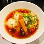 播磨坂 もりずみ - 醤油煮たまごらぁ麺¥1026