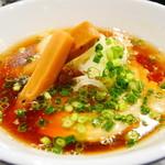 播磨坂 もりずみ - 余計なものを削ぎ落とし芳醇な味わいのスープ