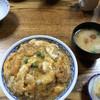峰清館 - 料理写真:カツ丼