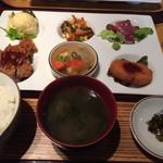 SUGAR HILL KYOTO - 日替わり定食 ¥680