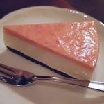 蔦珈琲店 - レアチーズケーキ