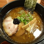 札幌鮭ラーメン麺匠 赤松 - アップ