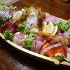 Nagominoiki - 料理写真:刺身盛り合せ