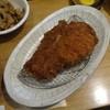 揚屋 たけ - 料理写真:ロースかつ 特上(リブロース)