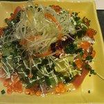 旬彩や - カルパッチョ風サラダ